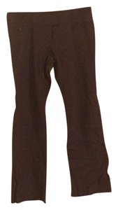 The Limited Structured Stretchy Boot Cut Pants Brown