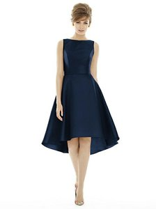 Alfred Sung Midnight Blue Style D697 Dress