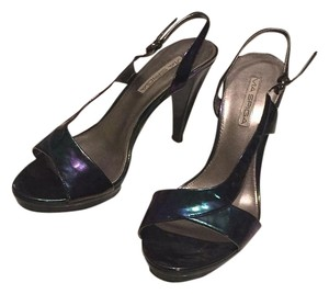 Via Spiga Iridescent Platforms