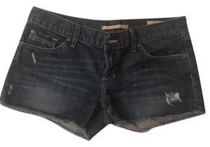 Gap Cutoff Frayed Ripped Cut Off Shorts Denim