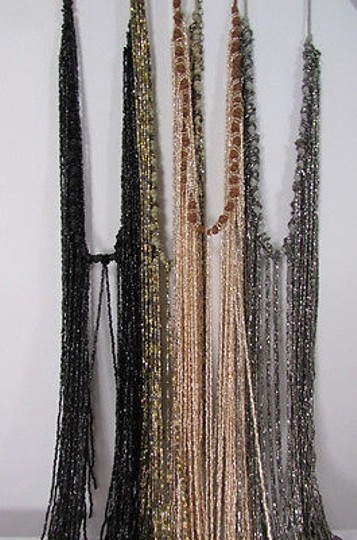 Other Women Long Trendy Fashion Statement Full Body Multi Starnds Beads