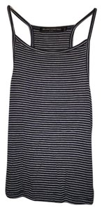 Brandy Melville Top Navy and White