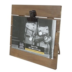 Michaels Wood Frame with Clip Reception Decoration