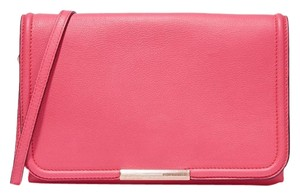Emilio Pucci Pucci Clutch Pop Of Color Bellflower Shoulder Bag