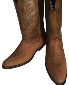Laredo Western Wear Brown Boots