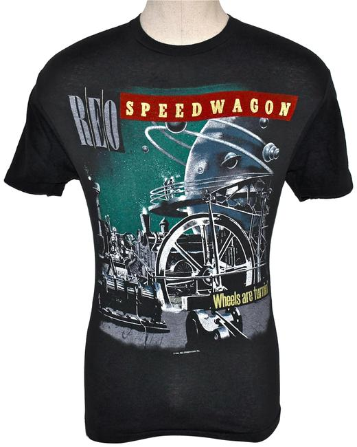 Preload https://img-static.tradesy.com/item/19264915/black-vintage-80s-1984-1985-reo-speedwagon-rock-concert-tour-m-l-tee-shirt-size-os-one-size-0-7-650-650.jpg