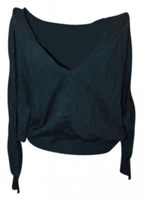 Preload https://item2.tradesy.com/images/forever-21-blue-winged-from-sweaterpullover-size-8-m-192651-0-0.jpg?width=400&height=650