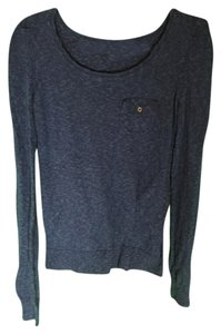 Jack by BB Dakota Long Sleeve Top Navy