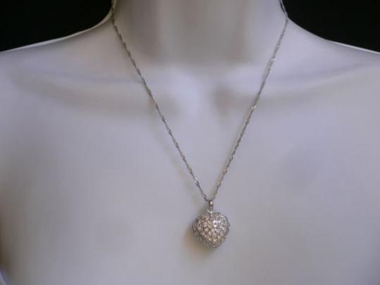Other Women Love Pearl Silver Star Heart Necklace Pearl Shell Do Yourself