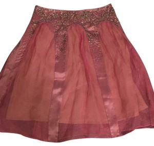 Rebecca Taylor Skirt Pink
