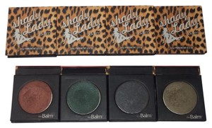The Balm SET OF 4 The balm eyeshadow singles