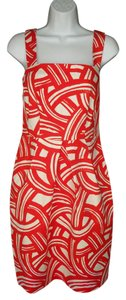 Banana Republic short dress Cotton Sheath Fitted Printed on Tradesy