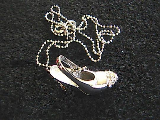 Other High Heel Sterling Silver Necklace