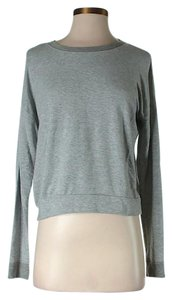 Theory Cozy Cropped Sweatshirt