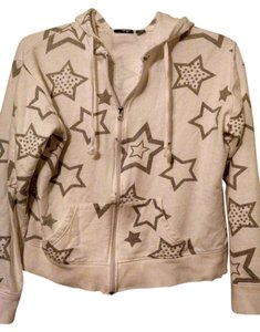 Like An Angel White with Silver Stars Jacket