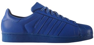 adidas Rubber Sneakers Blue Athletic