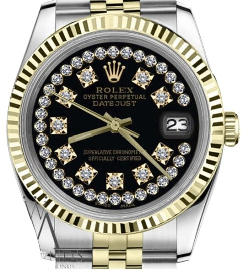 Preload https://img-static.tradesy.com/item/19272142/rolex-men-s-36mm-datejust2tone-black-string-diamond-accent-dial-sp-watch-0-1-540-540.jpg