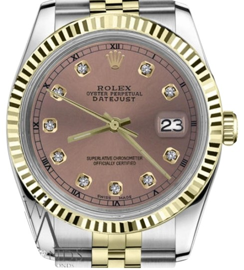 Preload https://img-static.tradesy.com/item/19273009/rolex-men-s-36mm-datejust2tone-salmon-color-dial-with-diamond-accent-rt-watch-0-1-540-540.jpg