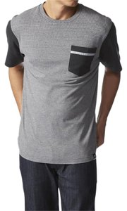 adidas Sports Wear Mens Regular Fit T Shirt Black