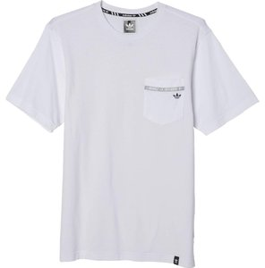 adidas Mens Wear Sports Wear T Shirt White
