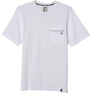 adidas Sports Wear T Shirt White