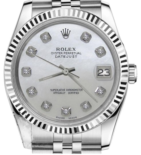 Preload https://img-static.tradesy.com/item/19274305/rolex-women-s-31mm-datejust-white-mop-mother-of-pearl-dial-with-diamond-watch-0-1-540-540.jpg