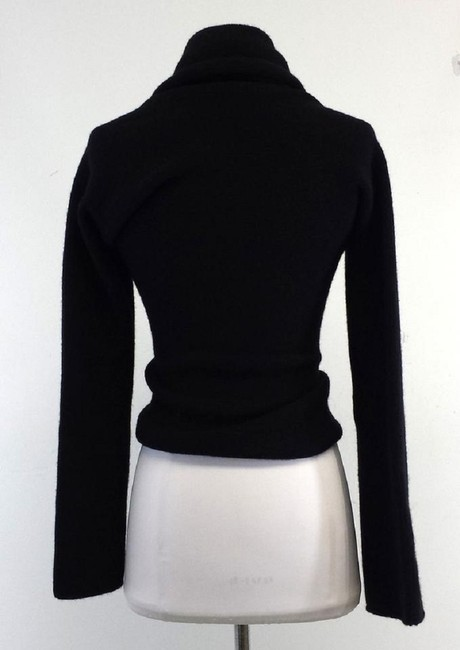 STRENESSE Front Cashmere Sweater