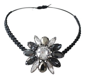 Shourouk Authentic Swarovski by Shourouk Dark pendant bracelet (5019149)