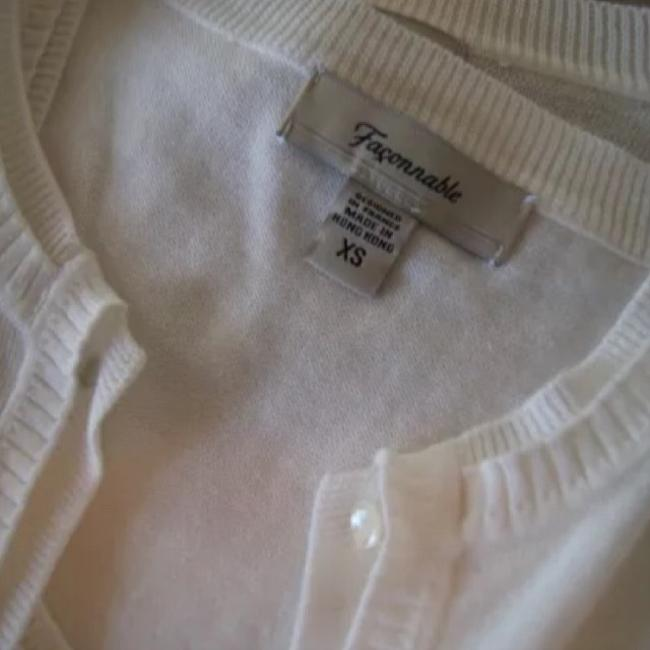 Faonnable Button Down Shirt White