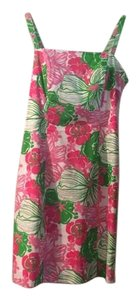Lilly Pulitzer short dress Multicolored Classic on Tradesy