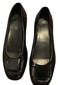 Lane Bryant Black Flats