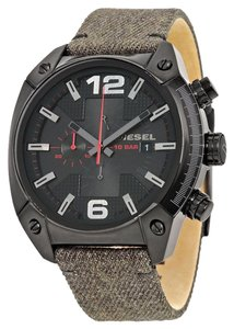 Diesel Diesel BAMF Overflow Chronograph Denim Watch DZ4373