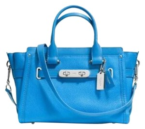 Coach Satchel in Azure