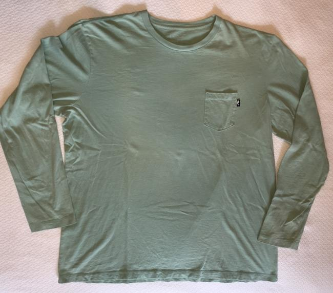 Vineyard Vines Mens Mens Long Sleeve Mens T Shirt Green