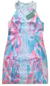 Lilly Pulitzer short dress Out to Sea on Tradesy