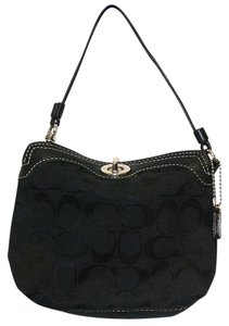 Coach Womens With Leather Clutch