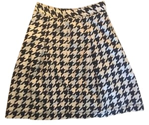 Target Skirt Black and white
