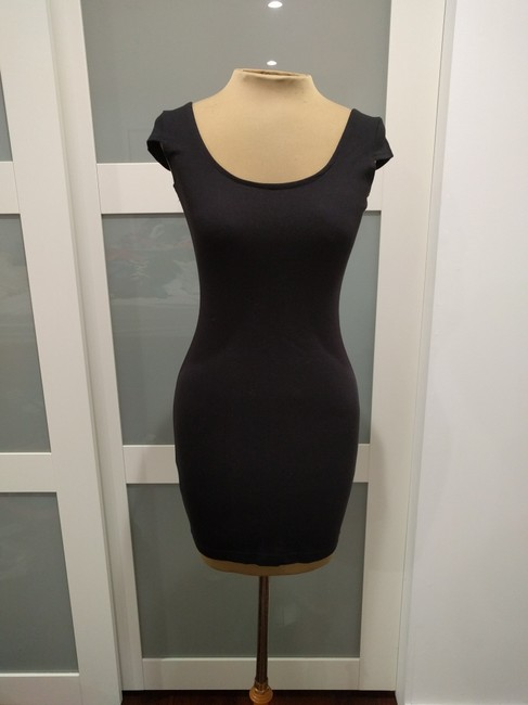 Divided by H&M short dress Zipper Back Mini Zip Up Capped Sleeve on Tradesy