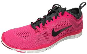 Nike Pink/White/Red/Grey Athletic