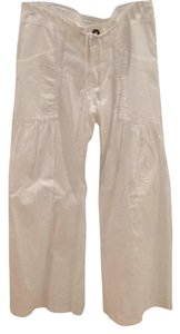 XCVI Wide Leg Pants White