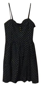 H&M short dress Blue and white on Tradesy