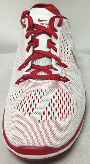 Nike White/Red/ Athletic