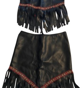 Halloween costume:2-Piece Native American Costume Pocahontas Indian Sexy Dress