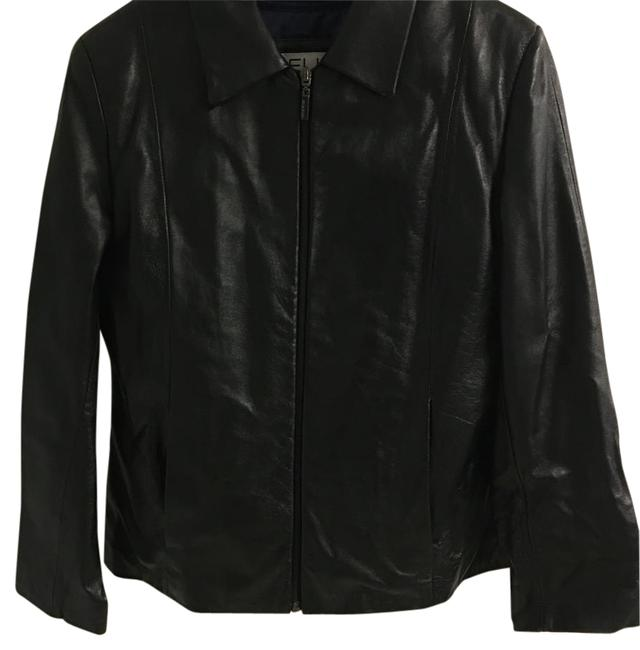 Preload https://img-static.tradesy.com/item/19279936/pelle-studio-black-supple-leather-jacket-size-4-s-0-1-650-650.jpg
