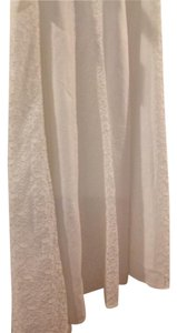 Coldwater Creek Maxi Skirt white