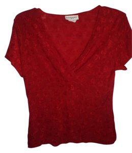 wrapper Top red