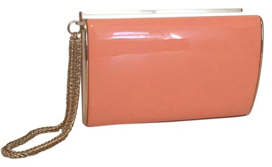 Preload https://img-static.tradesy.com/item/19280287/jimmy-choo-carmen-coral-patent-leather-wristlet-0-1-540-540.jpg