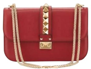 Valentino Rocklock Cross Body Bag