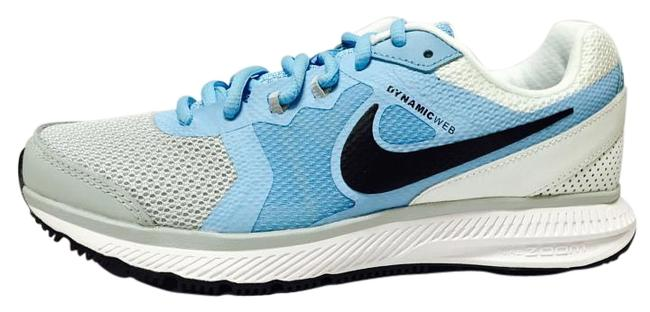 Nike Blue/White/Grey Wmns Zoom Winflo Sneakers Size US Regular (M, B) Nike Blue/White/Grey Wmns Zoom Winflo Sneakers Size US Regular (M, B) Image 1