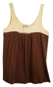 Love Lola Top brown & beige